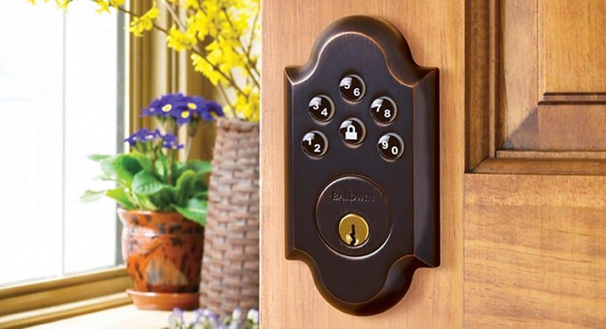 keyless entry locks